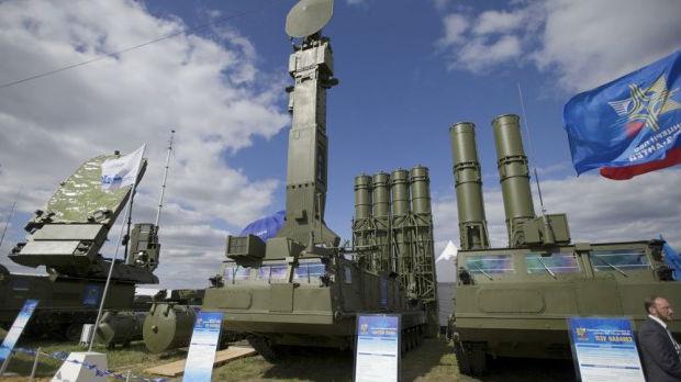 Gde je Iran rasporedio ruske sisteme S-300?