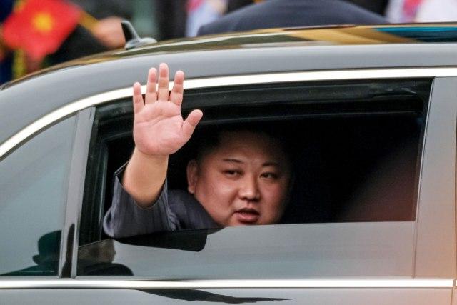 Gde je Kim Džong Un?