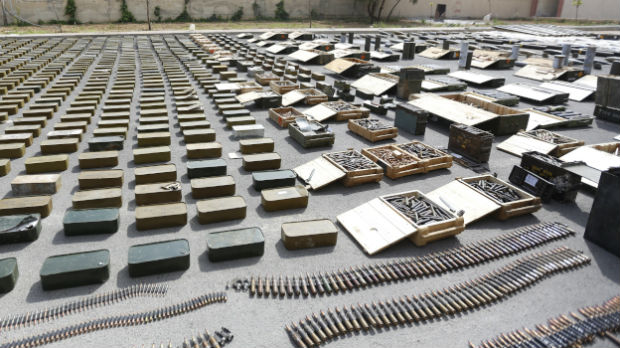 Gde su nestale oprema i oružje vojske SAD za Siriju vredno više od sedamsto miliona dolara
