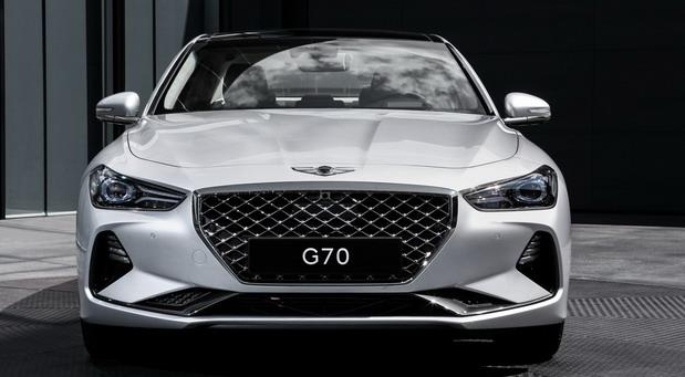 Genesis G70 dobija novi turbo četvorocilindarski agregat