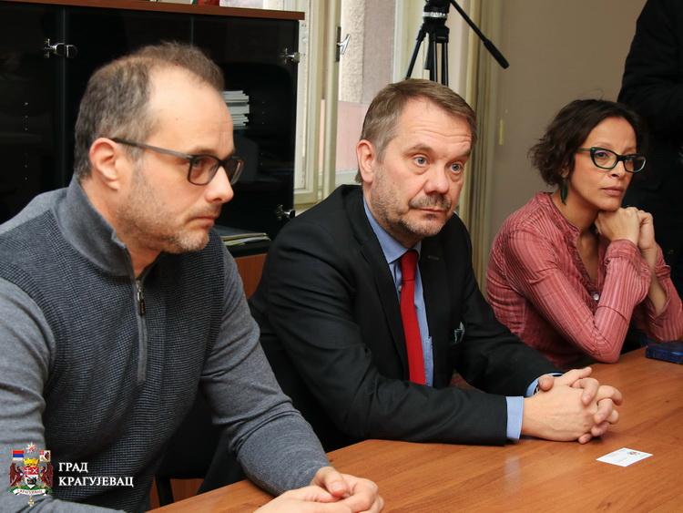 Gete institut i grad Kragujevac uskoro će Memorandumom ozvaničiti saradnju