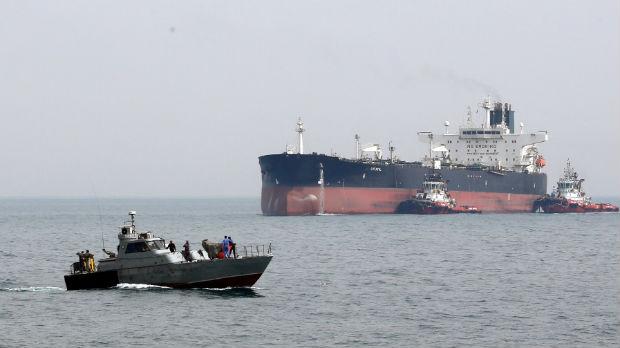 Gibraltar o razlozima zbog kojih je zaplenjen tanker
