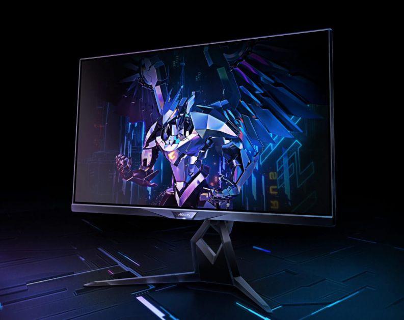 Gigabyte Aorus predstavlja nove 4K monitore