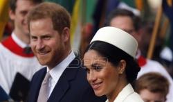 Ginisov rekord: Princ Hari i Megan najbrže dobili milion pratilaca na Instagramu