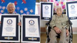Ginisova knjiga svetskih rekorda: Sestre iz Japana najstarije bliznakinje na svetu