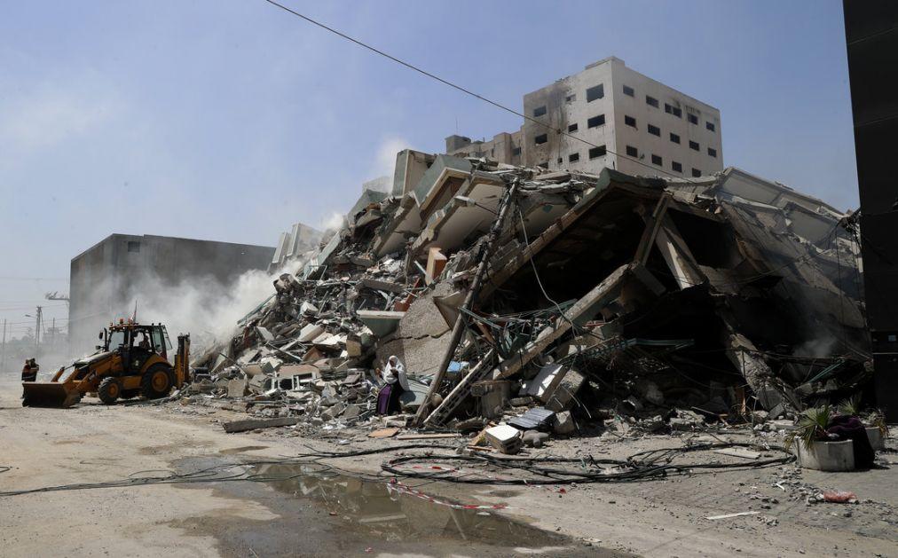 Glavna urednica AP traži istragu zbog raketiranja zgrade u Gazi