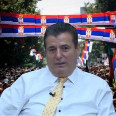 Gledali su ga kao ŠARLATANA, a onda je izneo IDEJU: Sada ga Albanci podržavaju, a on poziva NA RAT SA SRBIMA