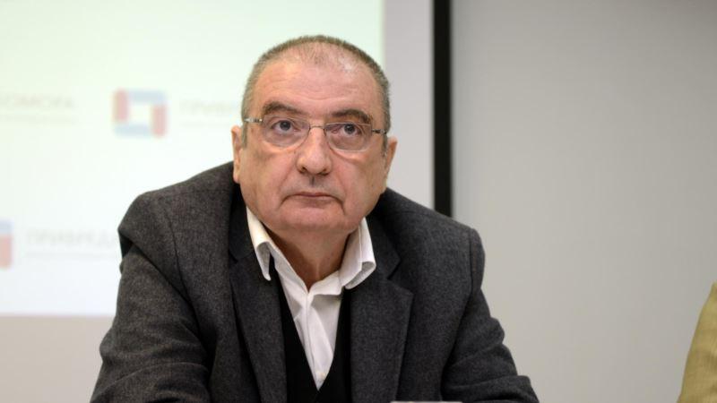 Gligorov: Pad srpskog BDP-a od 5 do 10 odsto