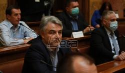 Glišić: Šapića samo interesovalo da bude gradonačelnik Beograda
