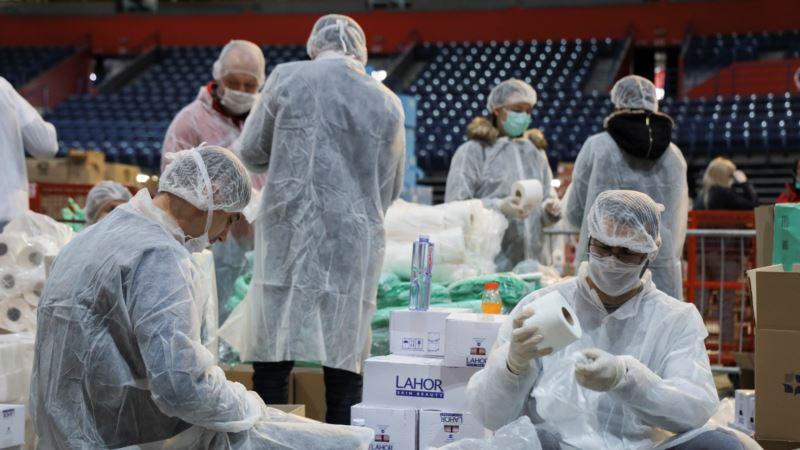 Globalna armija volontera u borbi protiv koronavirusa