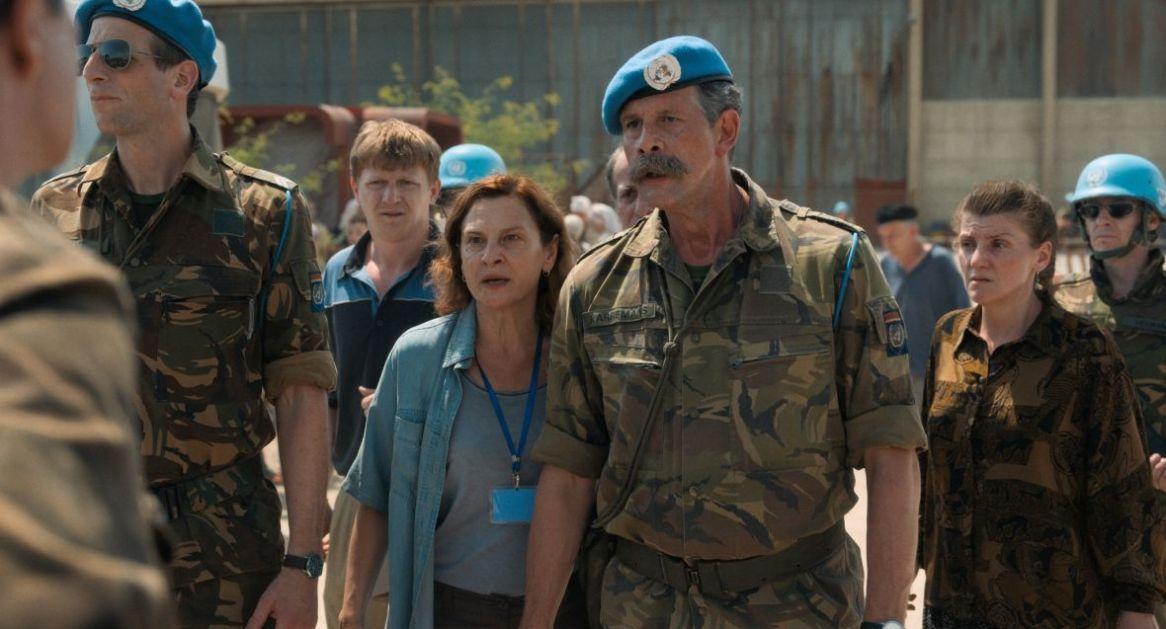 """Glumci iz filma """"Quo vadis, Aida"""" uoči prestižne dodjele: Oscar je naš!"""