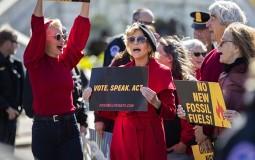 Glumica Džejn Fonda (81) uhapšena na protestu u Vašingtonu