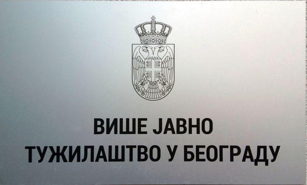 Glumica Iva Ilinčić dala detaljni iskaz tužilaštvu protiv Aleksića