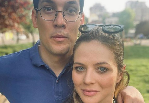 Glumica Nina Janković se porodila na Vaskrs!