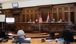 Godfri: Amerika podržava Srbiju na putu ka EU, rešiti teška politička pitanja