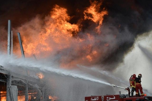 Godinu dana od eksplozije koja je raznela Bejrut - Istraga i dalje traje VIDEO/FOTO