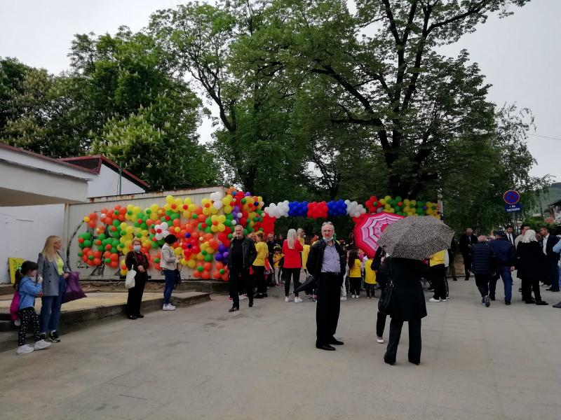 Godinu i po dana od početka rekonstrukcije otvoren Gradski park u Vranju