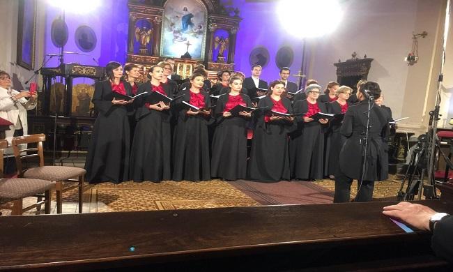 """Godišnji koncert mešovitog hora """"ODJEK"""""""