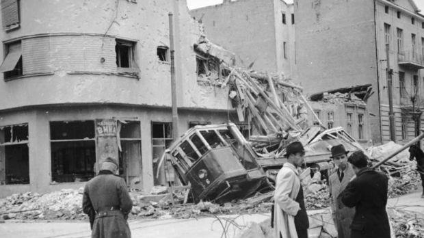 Godišnjica bombardovanja Beograda 1941. godine – borba Davida i Golijata