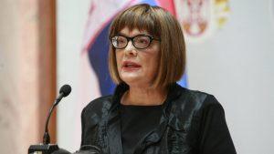 Gojković: Agenda Zapadnog Balkana dobra prilika za kulturnu saradnju u regionu