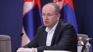 Gojković: Epidemiološka situacija i dalje nesigurna da bismo ublažili mere