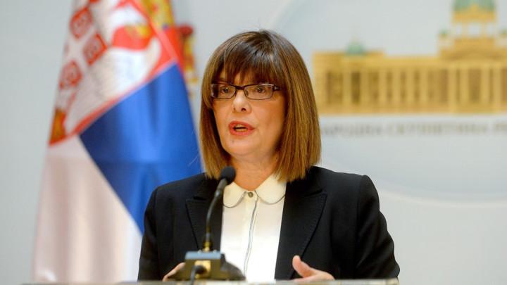 Gojković: Nadležni da reguju, deca moraju biti zaštićena