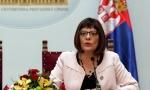 Gojković čestitala Ramazanski Bajram