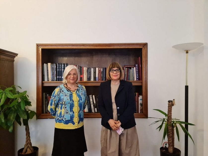 Gojković i Rihter: Prepoznatljivost slovenskih kultura