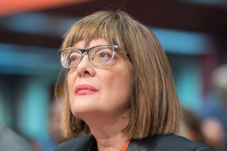 Gojkovićeva: Nema razloga za odlaganje izbora