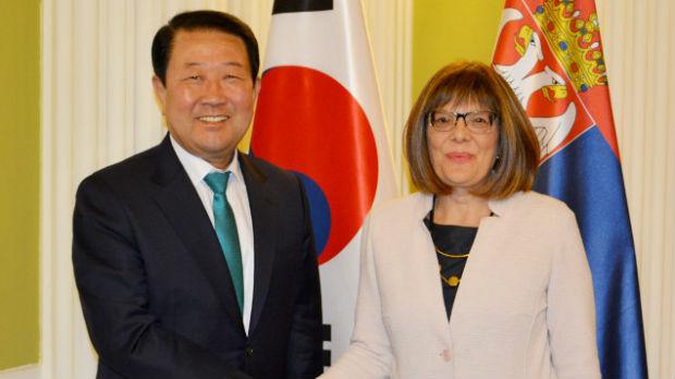 Intenzivirati ekonomsku saradnju sa Južnom Korejom