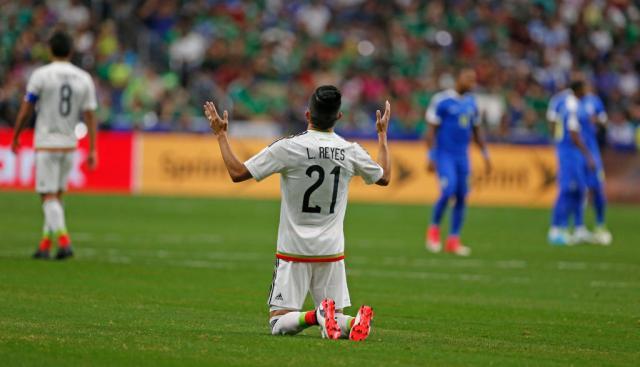 Gold kup: Meksiko na Honduras, SAD i El Salvadorom