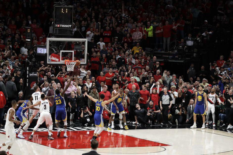 Golden stejt prvi NBA finalista (VIDEO)