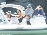 Goldi, Kurt, Kejt i Deni: Porodičan odmor na Skjatosu