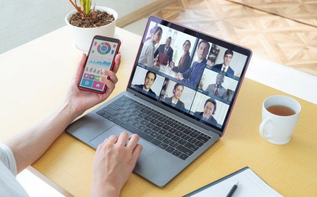 Google Meet dobija video pozadine i novi interfejs