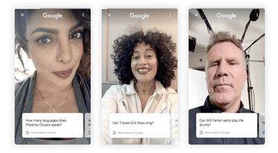 Google: Poznate ličnosti odgovaraju na vaša pitanja o njima