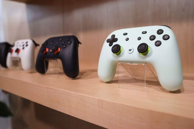 Google obećava preko 120 novih video-igara na svom proizvodu