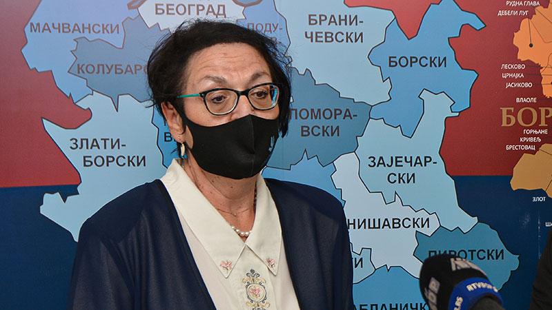 Gordana Čomić: Dijalogom do poštovanja zakona