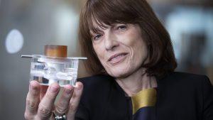 Gordana Vunjak-Novaković osvojila nagradu publike Evropske nagrade za pronalazače