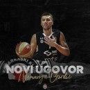 Gordiću novi ugovor od Partizana