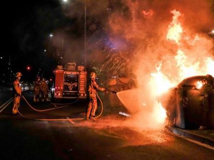 Gorele ulice Barselone: Protesti pretvoreni u nemire, policija privela najmanje deset osoba VIDEO