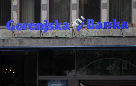 Gorenjska banka želi povećanje tržišnog udjela na 7%