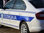 Goreo taksi na Matejevačkom putu, vozač povređen