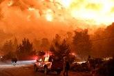 Gori, vatrena stihija se širi; evakuisano nekoliko područja; građani upozoreni VIDEO/FOTO