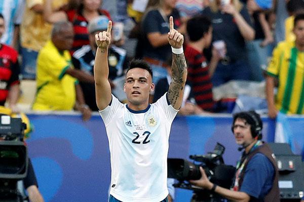 Gorka pilula Brazila, kakva je igračina Interov Lautaro Martinez! (video)