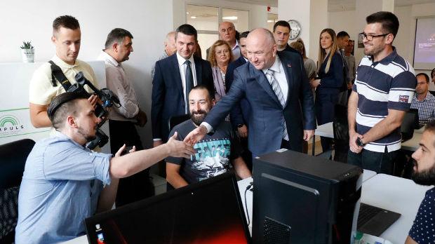 Gornji Milanovac dobio inovacioni startap centar