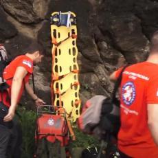 Gorska služba spasavanja u potrazi za ženom kod Bora: Pet spasilaca na terenu