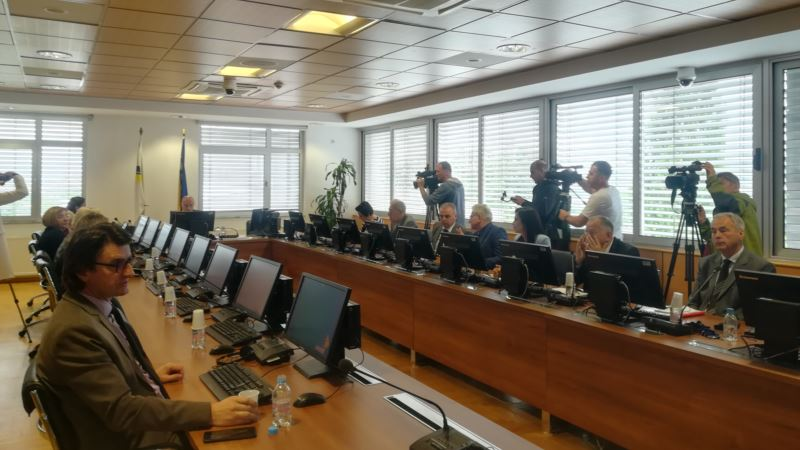 Gorušanović Butigan: Potreban novi zakon o VSTV-u i reforma pravosuđa