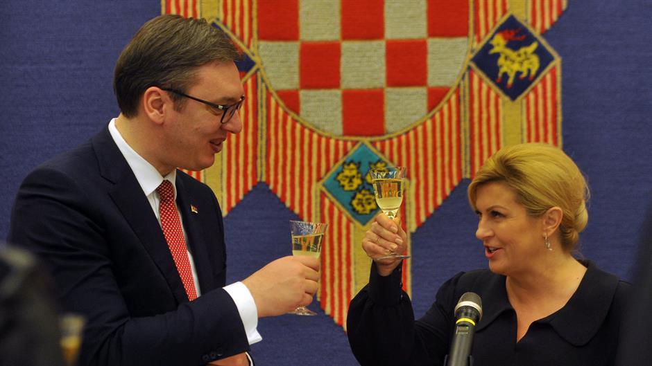 Grabar Kitarović: Nisam očekivala izvinjenje, dela su važna