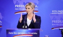 Grabar Kitarović: PISA test dokaz da reforma obrazovanja u Hrvatskoj ne donosi rezultate