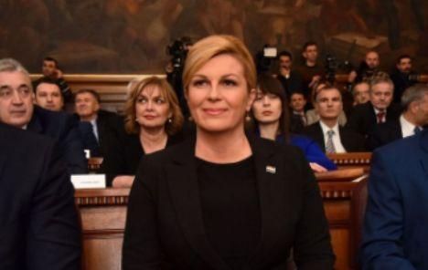 Grabar-Kitarović će iskoristiti pravo na šest plus šest mjeseci plaće
